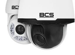 Kamery IP obrotowe